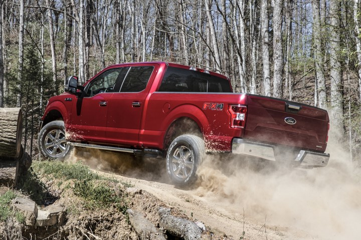 2021 Ford F-150 XLT FWD Performance