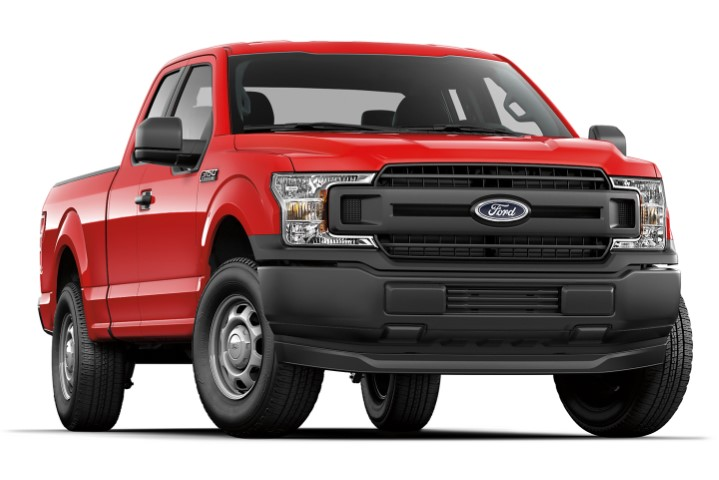 2021 Ford F-150 XLT Standard Option Price