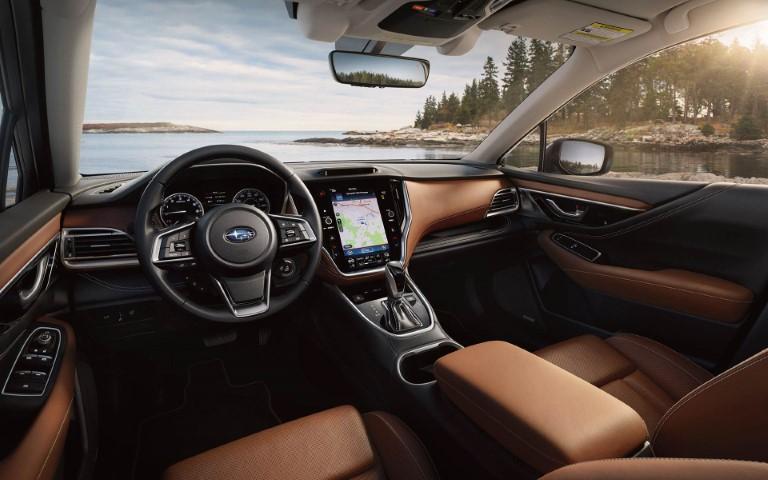 2021 Subaru Outback Hybrid Interior
