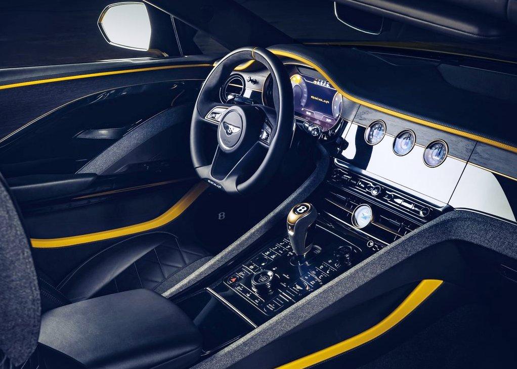 2022 Bentley Bacalar Review Interior Features