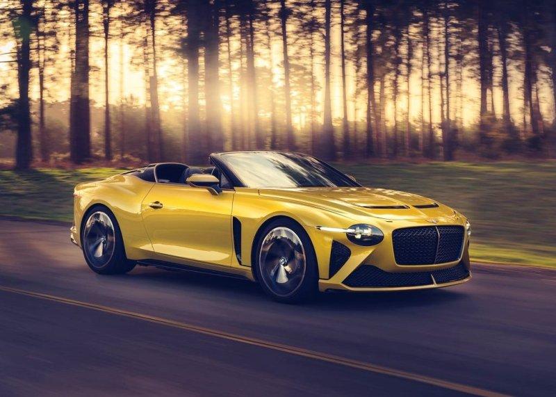 2022 Bentley Bacalar Review