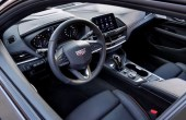 2022 Cadillac CT4-V Blackwing Interior