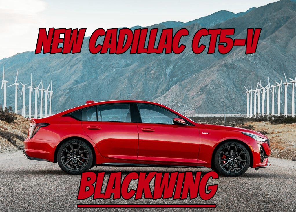 2022 Cadillac CT5-V Blackwing Review