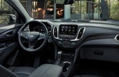 2022 Chevrolet Equinox New Interior