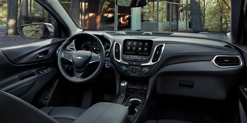 2022 Chevrolet Equinox New Interior