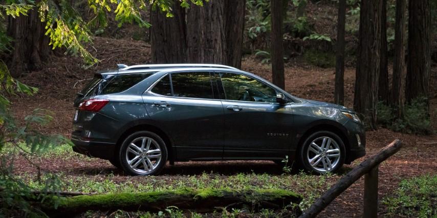 2022 Chevrolet Equinox Release Date