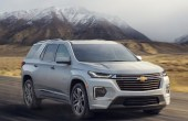2022 Chevrolet Traverse Review