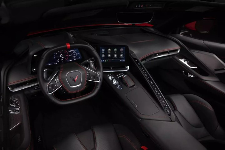 2022 Corvette C8 Z06 New Features
