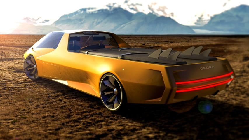2022 Dodge Deora Release Date