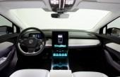 2022 Fisker Ocean SUV Interior Pictures