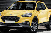 2022 Ford Courier Rendered Images