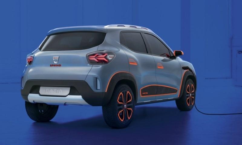 Dacia Urban City Car Concept
