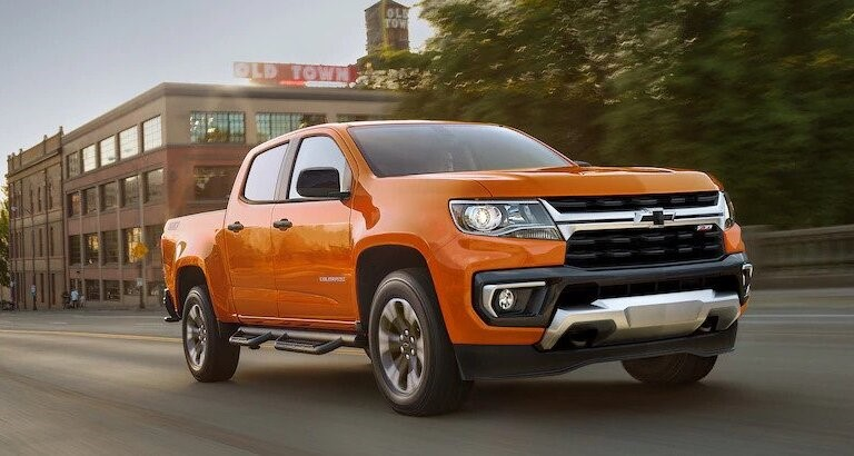 New Chevy Colorado Price and Release Date