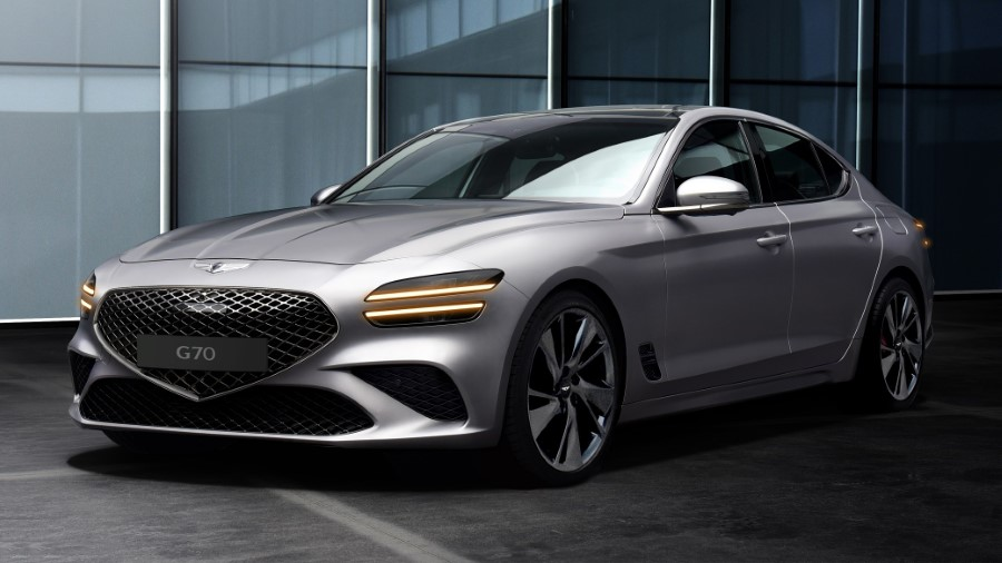2022 Genesis G70 Coupe Exterior Pictures