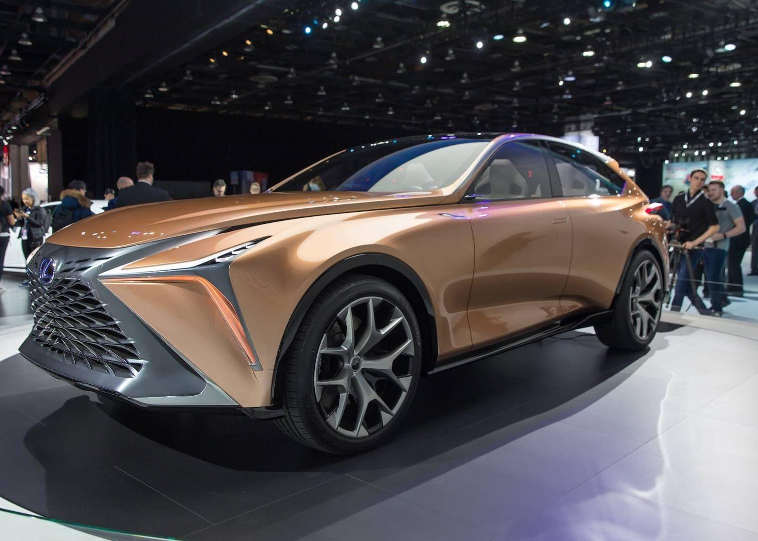 2022 Lexus LQ Release Date