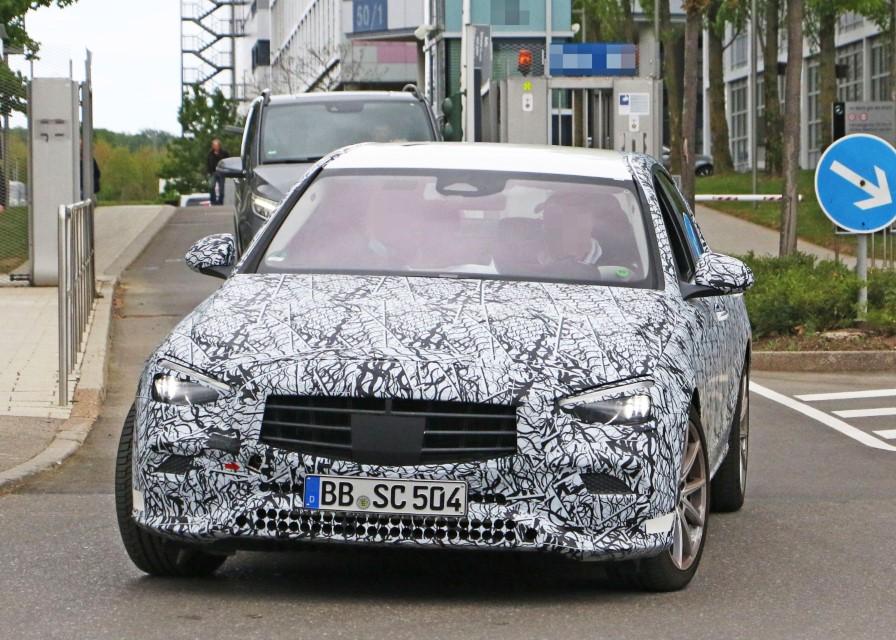 2022 Mercedes-AMG C53 Sedan Preview