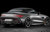 2022 Mercedes-Benz SL Rendering