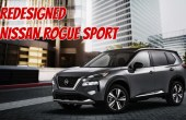 2022 Nissan Rogue Sport Redesign and Changes