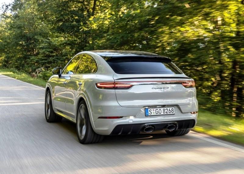 2022 Porsche Cayenne GTS Coupe Price