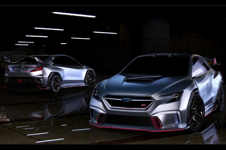 2022 Subaru WRX STI Release Date