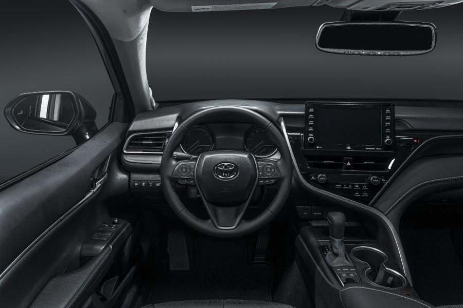 2022 Toyota Camry Interior Refresh