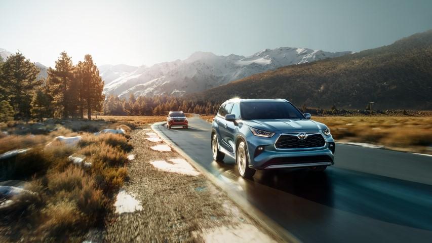 2022 Toyota Highlander Review