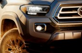 2022 Toyota Tacoma Redesign Exterior Front End With New Head Light