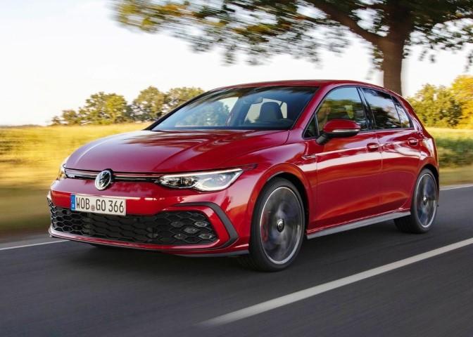 2022 VW Golf GTI Performance
