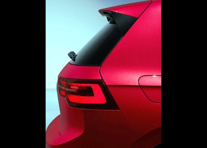 2022 VW Golf GTI tail Light