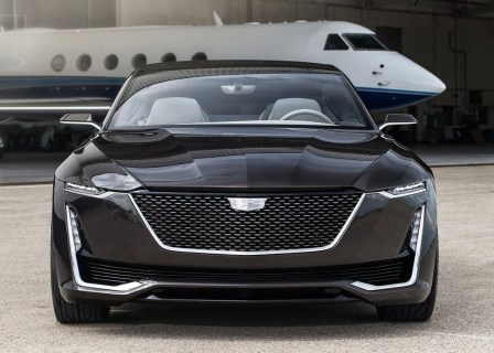 2023 Cadillac Celestiq Electric Sedan