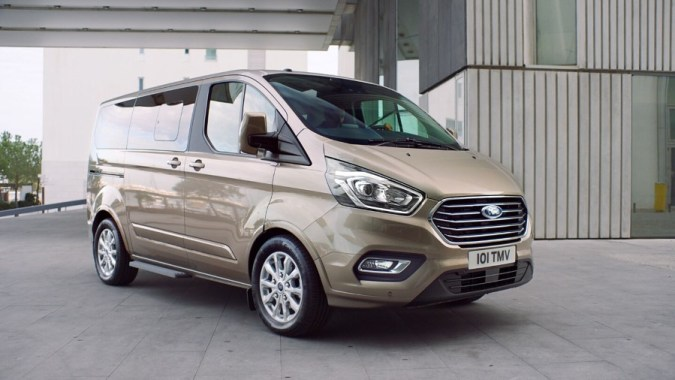 New Ford Tourneo Custom Review