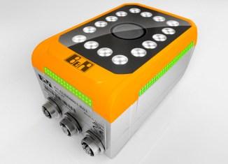 B&R의 머신 비전 포트폴리오는 단순한 비전 센서부터 하이 엔드 스마트 카메라까지 다양하다.