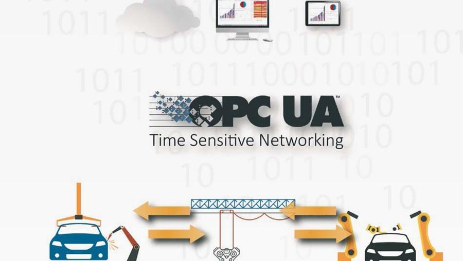 OPC UA TSN은 모든 시스템과 기기에서의 끊김없는 통신을 제공한다