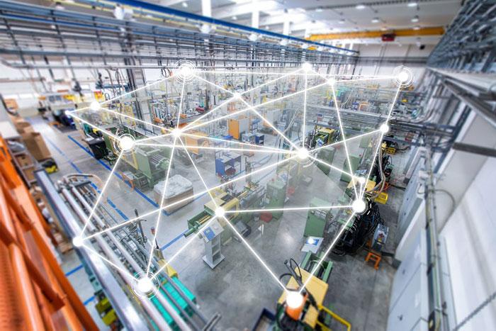 B&R부스 방문객들은 B&R 기계의 연결성을 통해 어떻게 기계 고장을 조기에 감지하는 지에 대한 솔루션을 접할 기회를 가졌다.