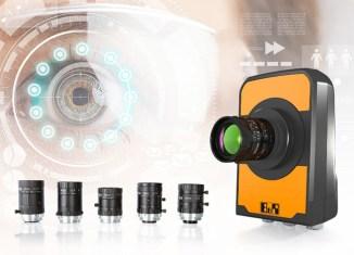 B&R adds C-mount cameras to vision portfolio