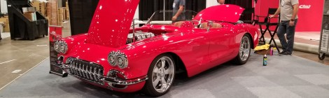 1959 Corvette Custom : 4-Cam '59