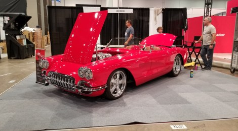 1959 Corvette Custom : 4-Cam '59