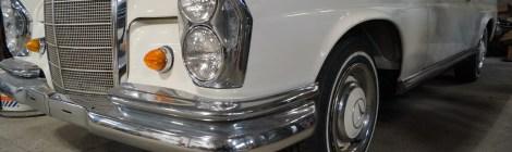 1966 Mercedes 250SE Sunroof Coupe