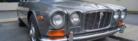 1972 Jaguar XJ6 LSX V8 swap