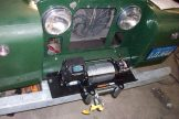 Rover IIA Winch Installation by Automotion (2)