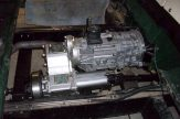 NV3550 Transmission and rover High ratio transfer case