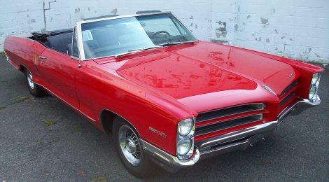 SOLD 1966 Pontiac 2+2 Convertible