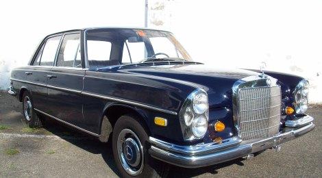 1968 Mercedes 250S