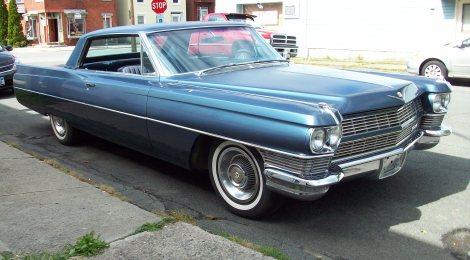 SOLD 1964 Cadillac Series 62