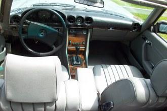 1985 Silver 380SL (9)