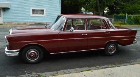 1966 Mercedes 230S : Original Paint 50kmi