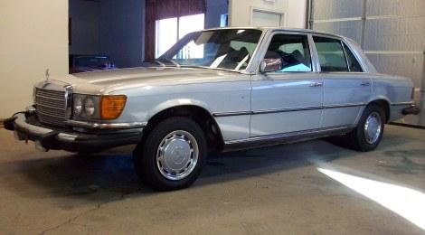 SOLD 1977 Mercedes 280SE