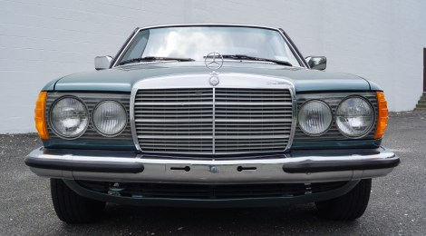 1985 Mercedes 280CE : Immaculate Euro Spec Coupe