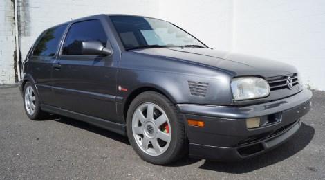 1998 Volkswagen GTI : Supercharged