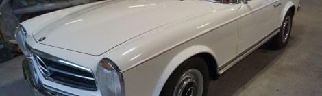 1964 Mercedes 230SL
